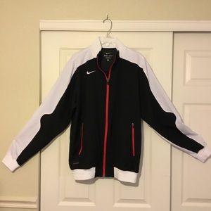 EUC Nike Dri Fit Jacket in Sz. Small